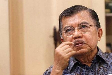 Jusuf Kalla Minta Novanto Tidak Mangkir Panggilan KPK Terus Menerus