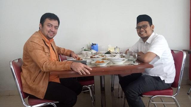 Farabi Arafiq Siap Berduet Dengan Imam Budi Hartono di Pilkada Depok 2020