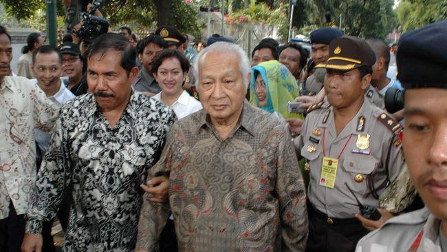 Sekilas Hubungan Historis LDII Dengan Golkar di Era Soeharto
