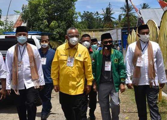 Rusli Habibie Siap Menangkan Rusliyanto Monoarfa-Umar Ibrahim di Pilkada Bone Bolango