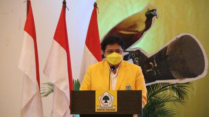 30 Bulan Jelang Hari Pencoblosan, Airlangga Minta Kader Golkar Papua Barat Persiapkan Diri
