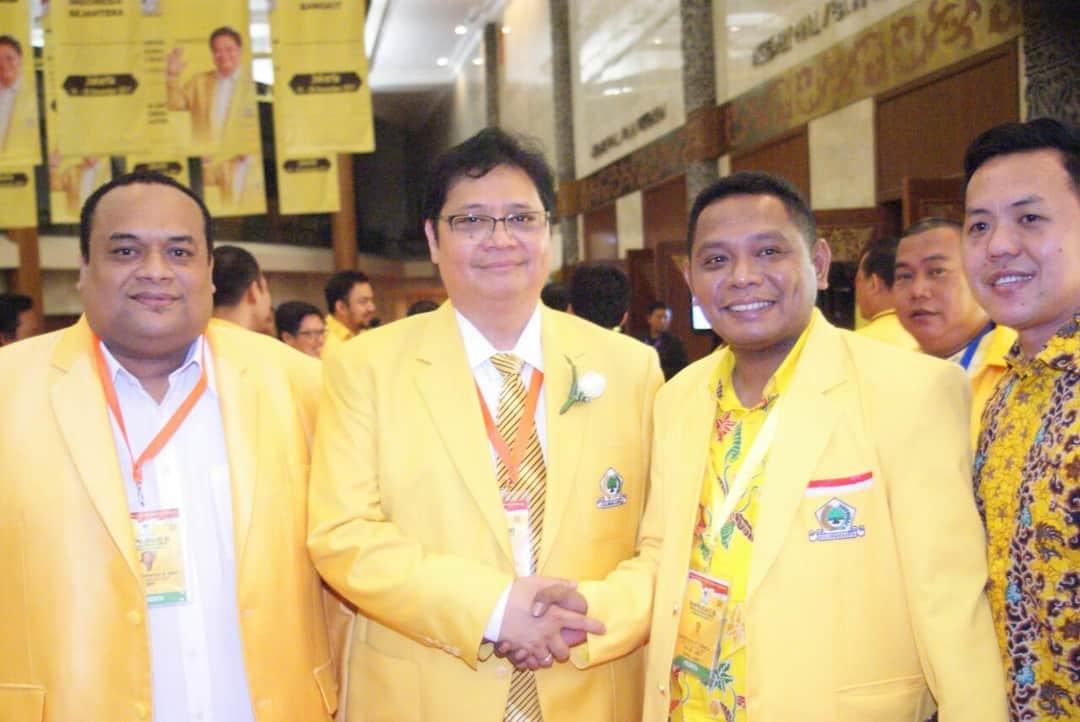 Per 1 Agustus 2020, Kepemimpinan Rudy Timisela di Partai Golkar Papua Barat Berakhir