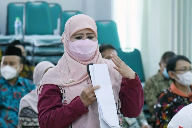 Tekan Cerai dan Nikah Muda, Endang Maria Astuti Dorong Sosialisasi Pembinaan Keluarga Sakinah