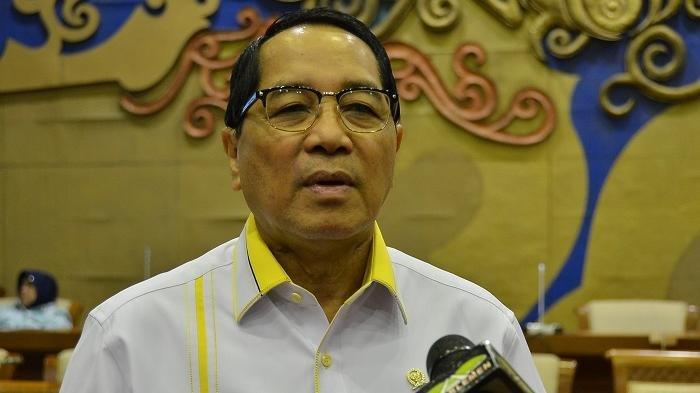 Firman Soebagyo Harap Kader Peka Sinyal Jokowi Jangan Ada Gonjang-Ganjing di Golkar
