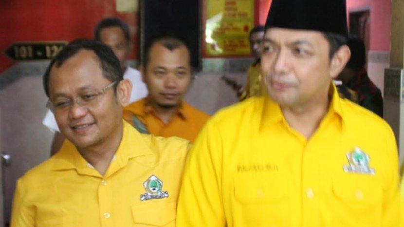 Gandeng Gus Hans, Sarmuji Yakin Machfud Arifin Pasti Menang di Pilwali Surabaya