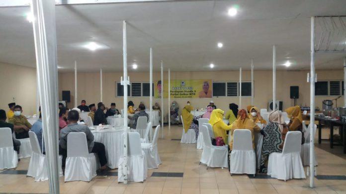 Musda Golkar NTB Kembali Ditunda, Kubu Suhaili FT Perkuat Dukungan Para Pemilik Suara