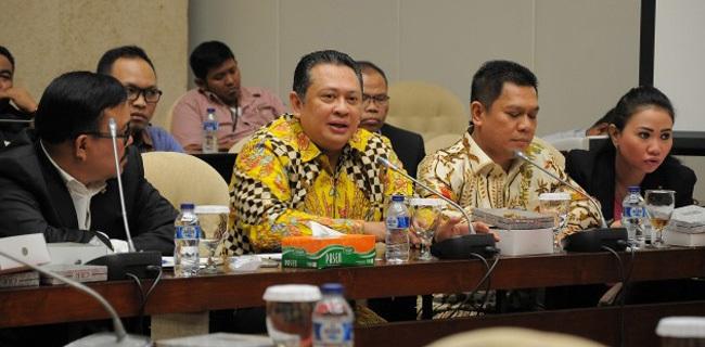 Bambang Soesatyo Tengarai Ada Oknum Powerfull Salahgunakan Wewenang di KPK