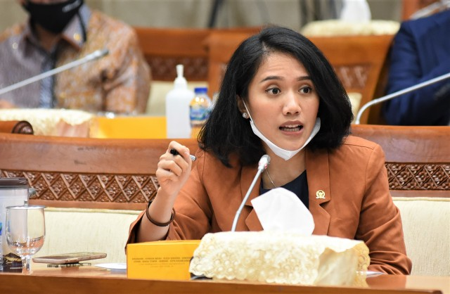 Puteri Komarudin Dorong Pemerintah Percepat Pemulihan Daya Beli dan Konsumsi Rumah Tangga