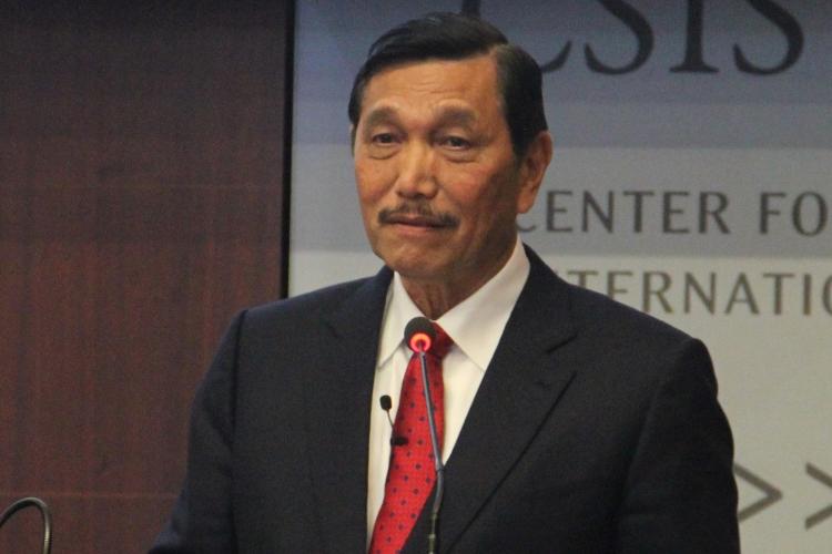 Menko Luhut Pamer Ekonomi Digital RI Lampaui Negara-Negara di Kawasan ASEAN