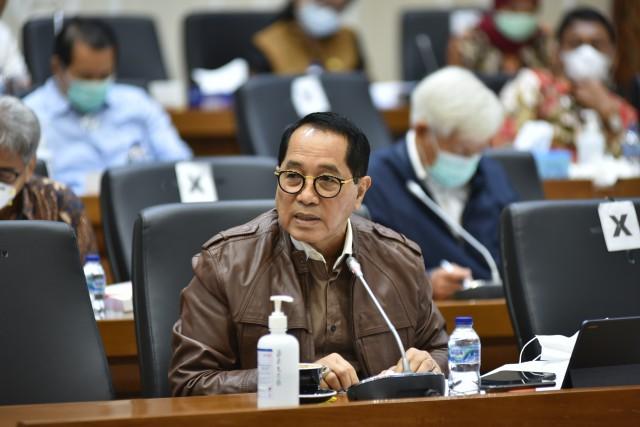 Tolak RUU HIP Yang Kontroversial, Firman Soebagyo Sebut Prolegnas Prioritas 2021 Harus Realistis