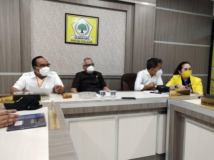 Fraksi Golkar Desak Gubernur Sulsel Terbuka Terkait Anggaran Rp.500 Miliar Untuk Tangani COVID-19