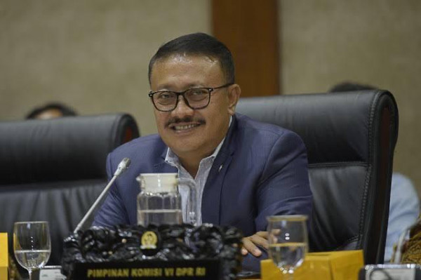 Wakil Ketua Komisi VI DPR, Gde Sumarjaya Linggih Apresiasi Kinerja Menko Airlangga Pulihkan Ekonomi