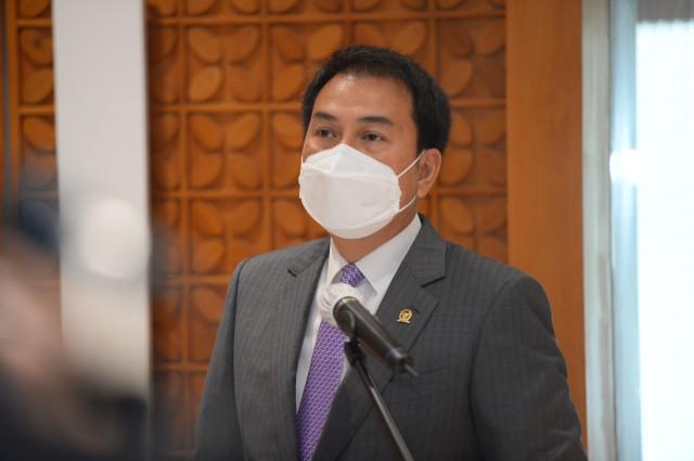 Varian Baru COVID-19 Masuk Indonesia, Azis Syamsuddin Pertanyakan Lemahnya Pengawasan Bandara