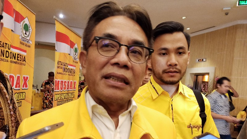 Terpilih Pimpin Golkar Jateng, Ini Target Besar Panggah Susanto di Pilkada Serentak 2020