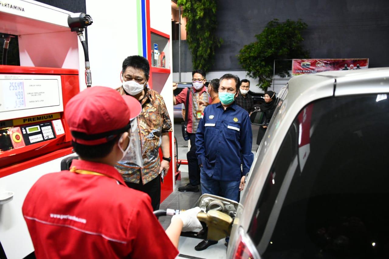 Berantas Mafia Migas, Ridwan Hisjam Dukung Digitalisasi Seluruh SPBU