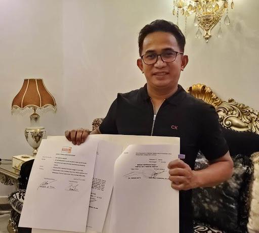 Rahmad Mas'ud Bantah Tudingan Borong Partai di Pilkada Balikpapan 2020