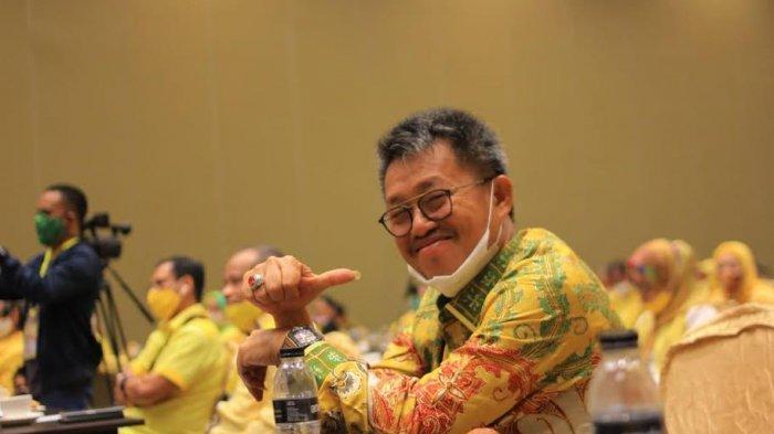 John Rende Mangontang: Terima Kasih Nurdin Halid, Selamat Bekerja Taufan Pawe