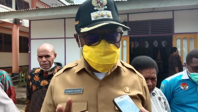 Bernard Sagrim Tegaskan Golkar Belum Punya Figur di Pilgub Papua Barat
