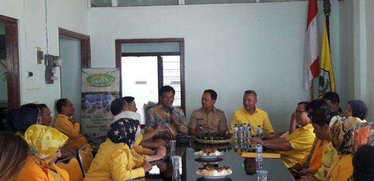 Dukung Bima Arya Pimpin Kota Bogor 2 Periode. Ini Syarat Dari Golkar