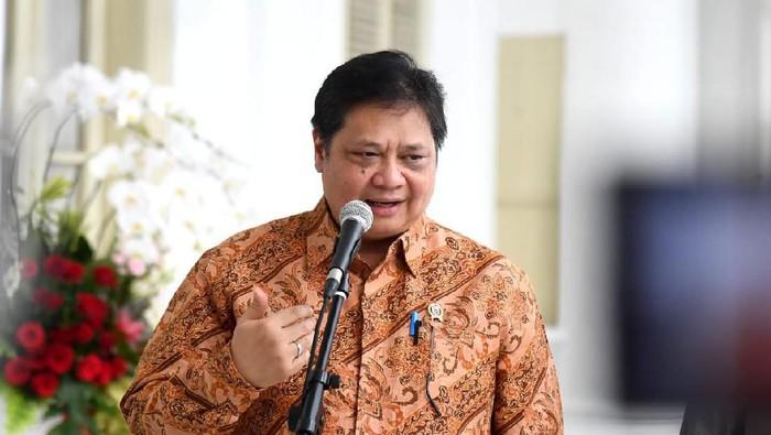 PKS Dan Demokrat Tolak UU Cipta Kerja, Menko Airlangga Terbuka Tawarkan Dialog