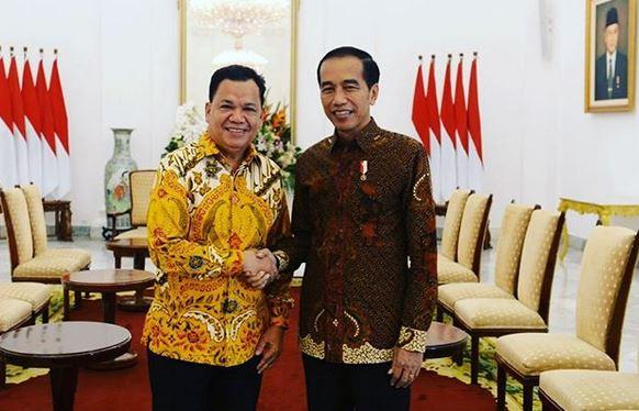 Jokowi Ajukan Roem Kono dan 30 Nama Lain Jadi Calon Dubes