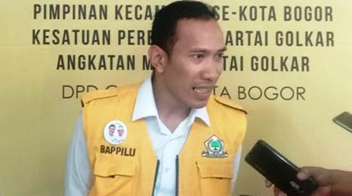 Fraksi Golkar DPRD Kota Bogor Sumbangkan Seluruh Gaji Untuk Tangani Corona