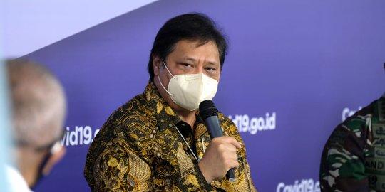 Duka Mendalam Airlangga Hartarto Untuk Awak Kapal Nanggala 402 Yang Gugur di Perairan Bali