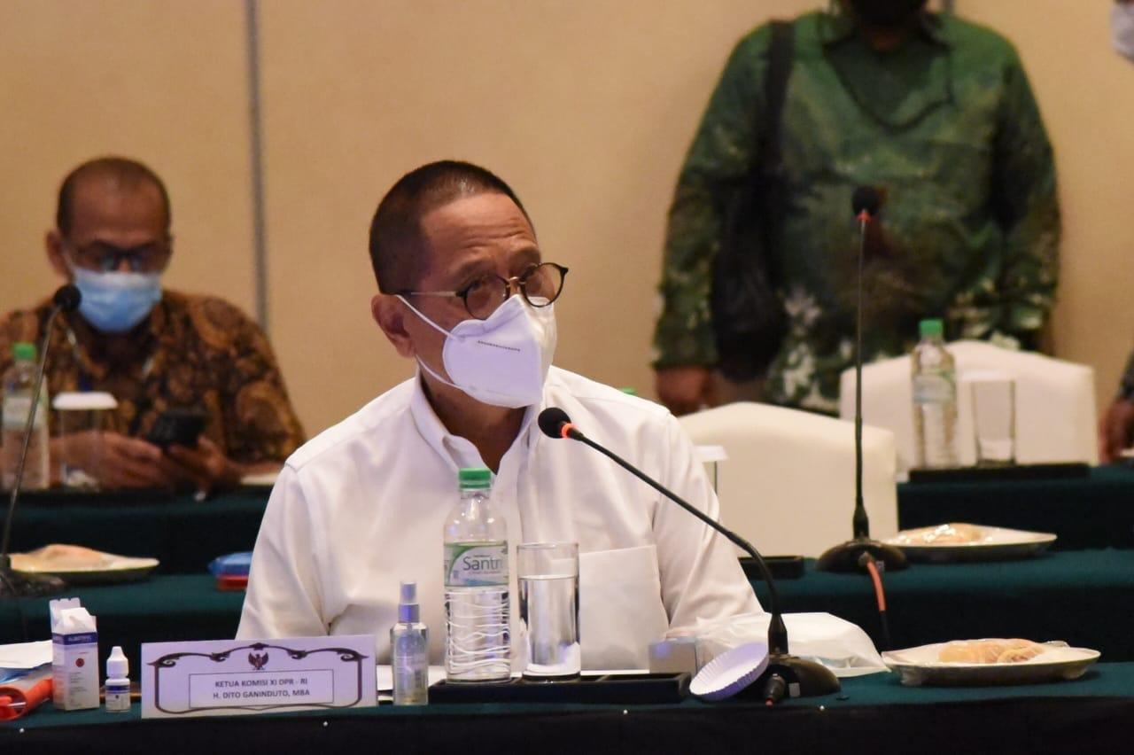 Dito Ganinduto: UU Cipta Kerja Jadi Instrumen Utama Atasi Berbagai Tantangan Nasional