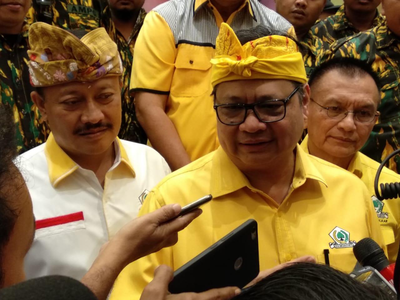 Musda Golkar Bali Digelar 22 Februari 2020, Demer Sudah Kantongi Restu Airlangga