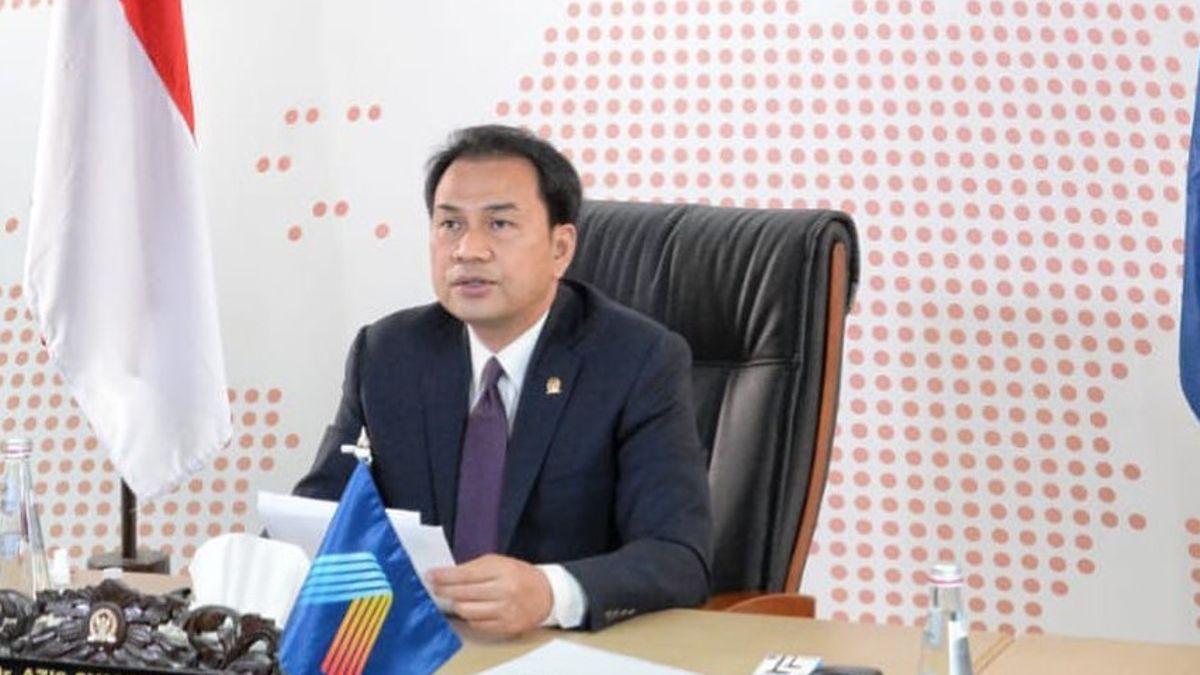Azis Syamsuddin Nilai Pak Harto, Gus Dur dan BJ Habibie Pantas Diberi Gelar Pahlawan Nasional