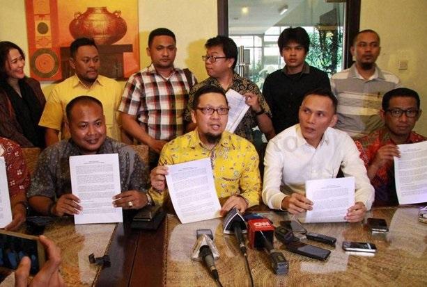 Masih Ingin Jadi Kader Golkar, Ahmad Doli Gugat Pemecatannya