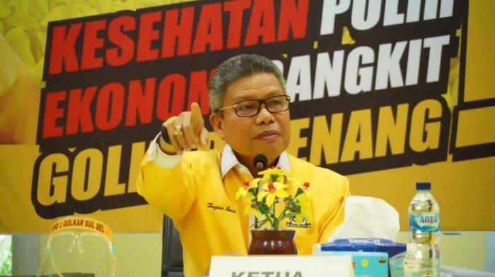Diminta Taufan Pawe Pimpin Golkar Luwu Utara, Bupati Indah Putri Indriani Menolak