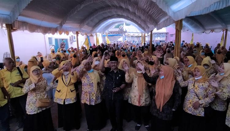 24 PK Golkar Se-Kabupaten Indramayu Siap Rebut Kembali Kemenangan di Pemilu 2024