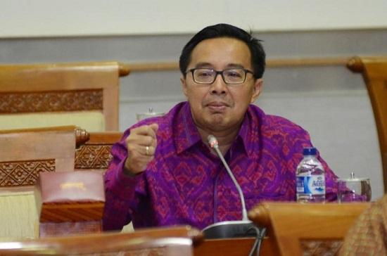 Bobby Rizaldi Kesal TV Swasta Tak Respon Ide Panglima TNI Putar Film G30S/PKI