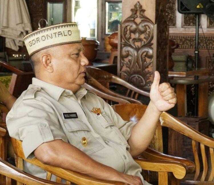 Rusli Habibie Apresiasi Bantuan Kemenkes dan BNPB Untuk Tangani COVID-19 di Gorontalo