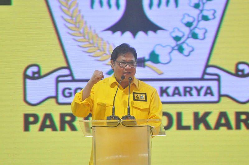 AMPG Anggap Sirajuddin Wahab Tak Pantas Kritisi Airlangga Hartarto