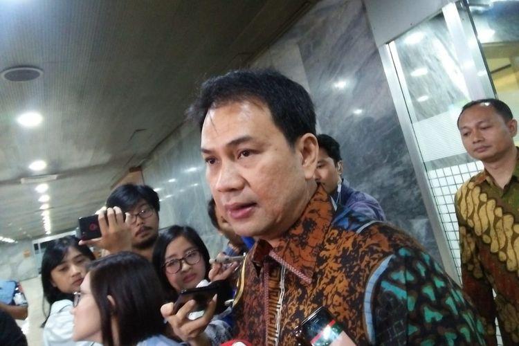 Ucapkan Selamat, Azis Syamsuddin Ingatkan Kapolri Baru Realisasikan Janji di 100 Hari Pertama
