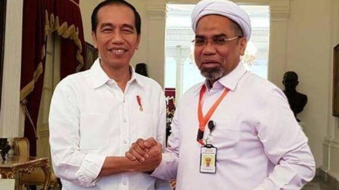 Ini Jabatan Ali Mochtar Ngabalin Di Pemerintahan Baru Jokowi