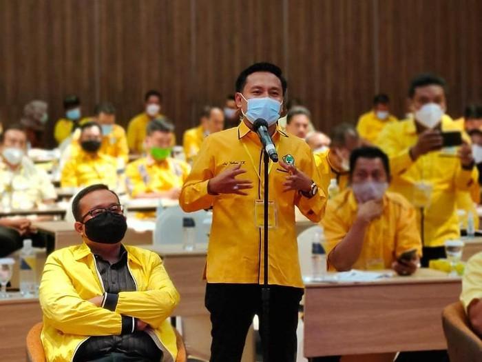Arif Fathoni Pastikan Golkar Kota Surabaya Hentikan Aktivitas Kepartaian Selama PPKM Darurat