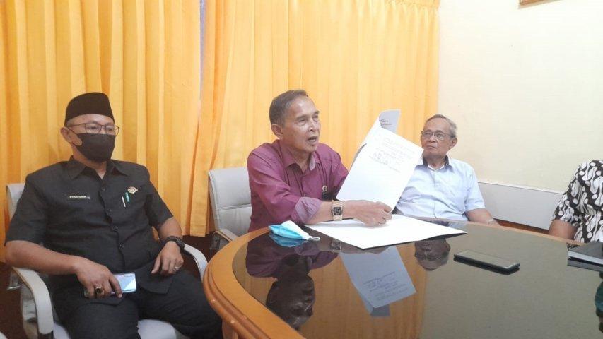 Golkar Jabar Tunjuk Kusnadi Jadi Plt Ketua Golkar Kabupaten Indramayu