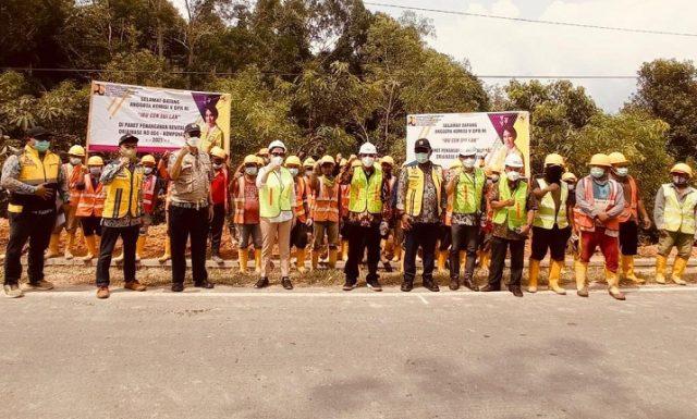 Cen Sui Lan Realisasikan Dana Aspirasi Rp.26 Miliar Lewat Aneka Program Padat Karya di Kepri