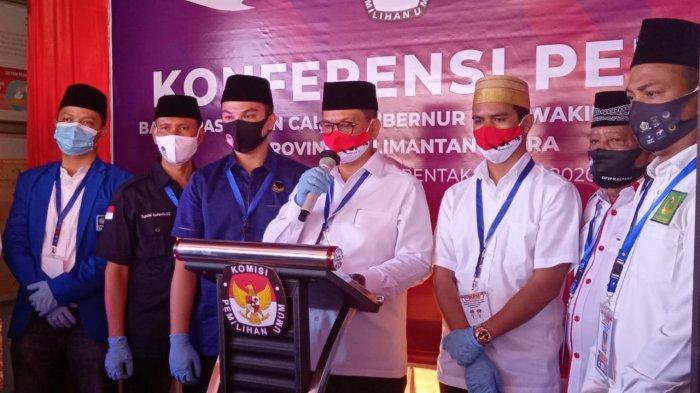 Arsyad Thalib Tegaskan Kader Golkar Kaltara Fokus Menangkan Irianto Lambrie-Irwan Sabri