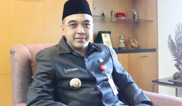 Terkait Insiden Polisi Banting Mahasiswa, Bupati Tangerang Ahmed Zaki Iskandar Mohon Maaf
