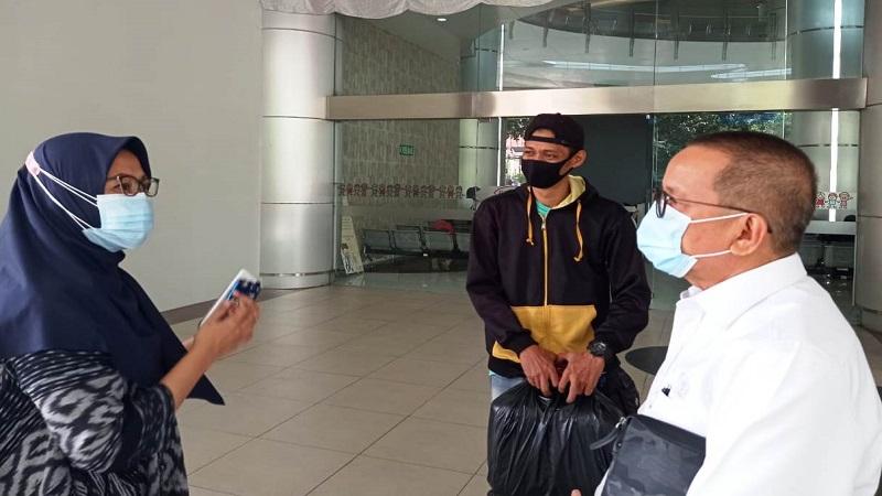 Darul Siska, Kemenkes dan RSCM Cari Solusi Biaya Cangkok Hati Balita Sawahlunto Rp.1,5 Miliar