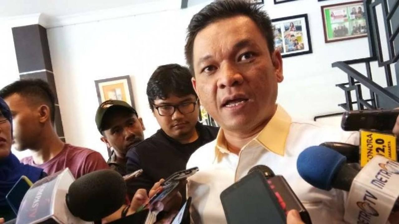 Terkena OTT KPK Terkait Bansos COVID-19, Ace Hasan Sebut Kemensos Khianati Kepercayaan Jokowi