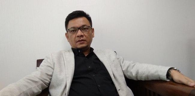 Ace Hasan Apresiasi Buruh dan Mahasiswa Yang Aksi Tolak UU Cipta Kerja Dengan Damai