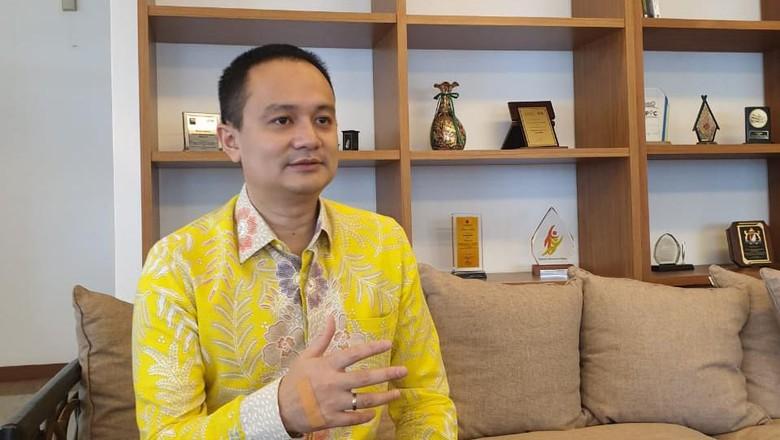 Wamendag Jerry Sambuaga Puji Kepemimpinan Airlangga di Golkar