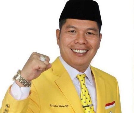 Raih 57.664 Suara, Fahmi Hakim Caleg Golkar Suara Terbanyak Untuk DPRD Banten