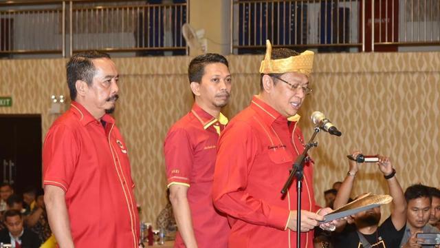 Bamsoet Nilai Almarhum Taufik Kiemas Layak Diberi Penghargaan 'Bapak Empat Pilar MPR RI'
