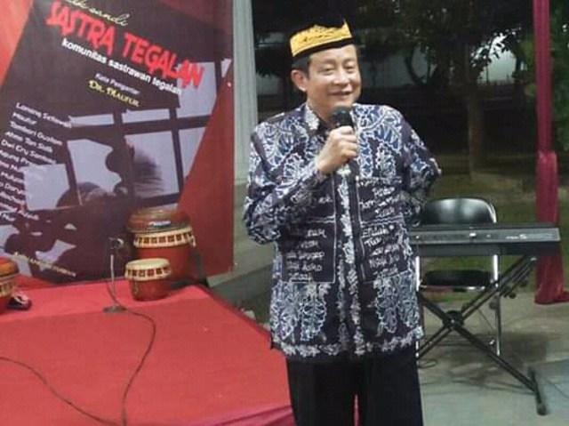 Mantan Walikota dan Ketua Golkar Tegal M Nursholeh Meninggal Dunia